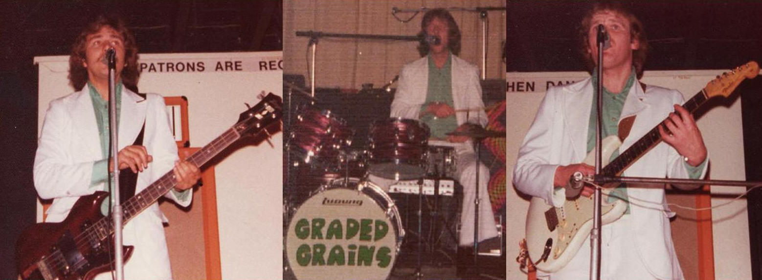Graded Grains Gibson Eb 3 Bass Wiring Diagram Below Left 1977 A Street Party At Rexona Close Exeter The Queens Silver Jubilee Buds Eb3 Orange Stacks Garys Ludwig